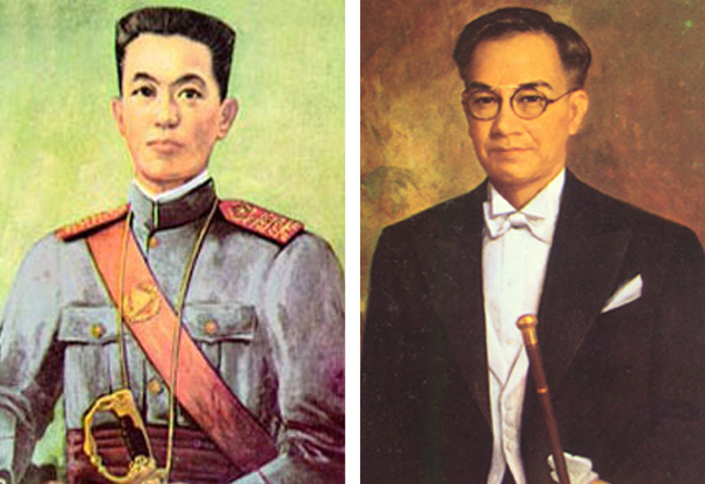 essay of president jose p. laurel Wartime collaboration: vargas and laurel most notable of which are jorge vargas and jose p laurel the first book, the burden of proof: the vargas laurel.