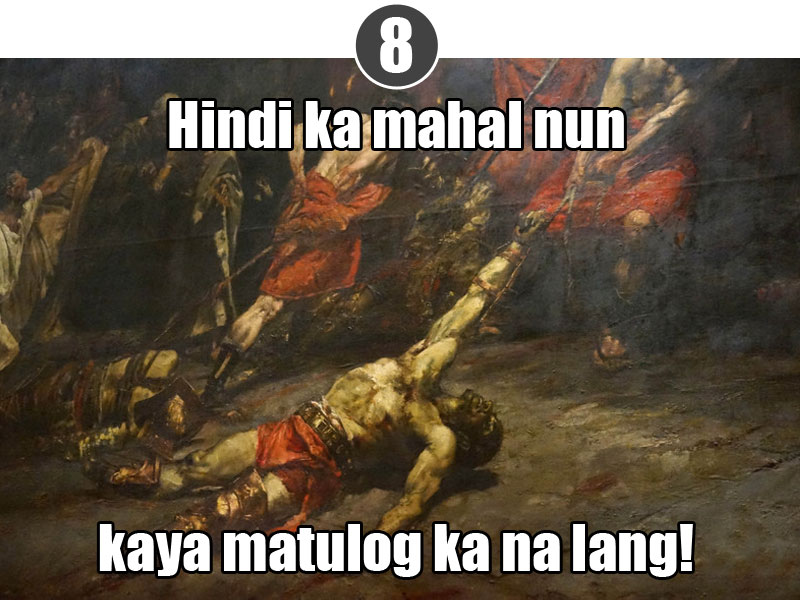 8 Filipino Expressions as Told by Modern Art - 8List ph