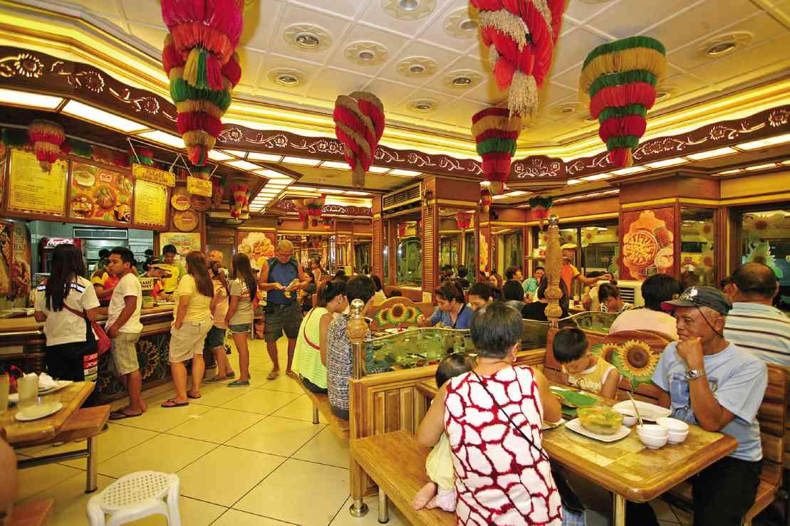 Venice Grand Canal Mall Food Court List