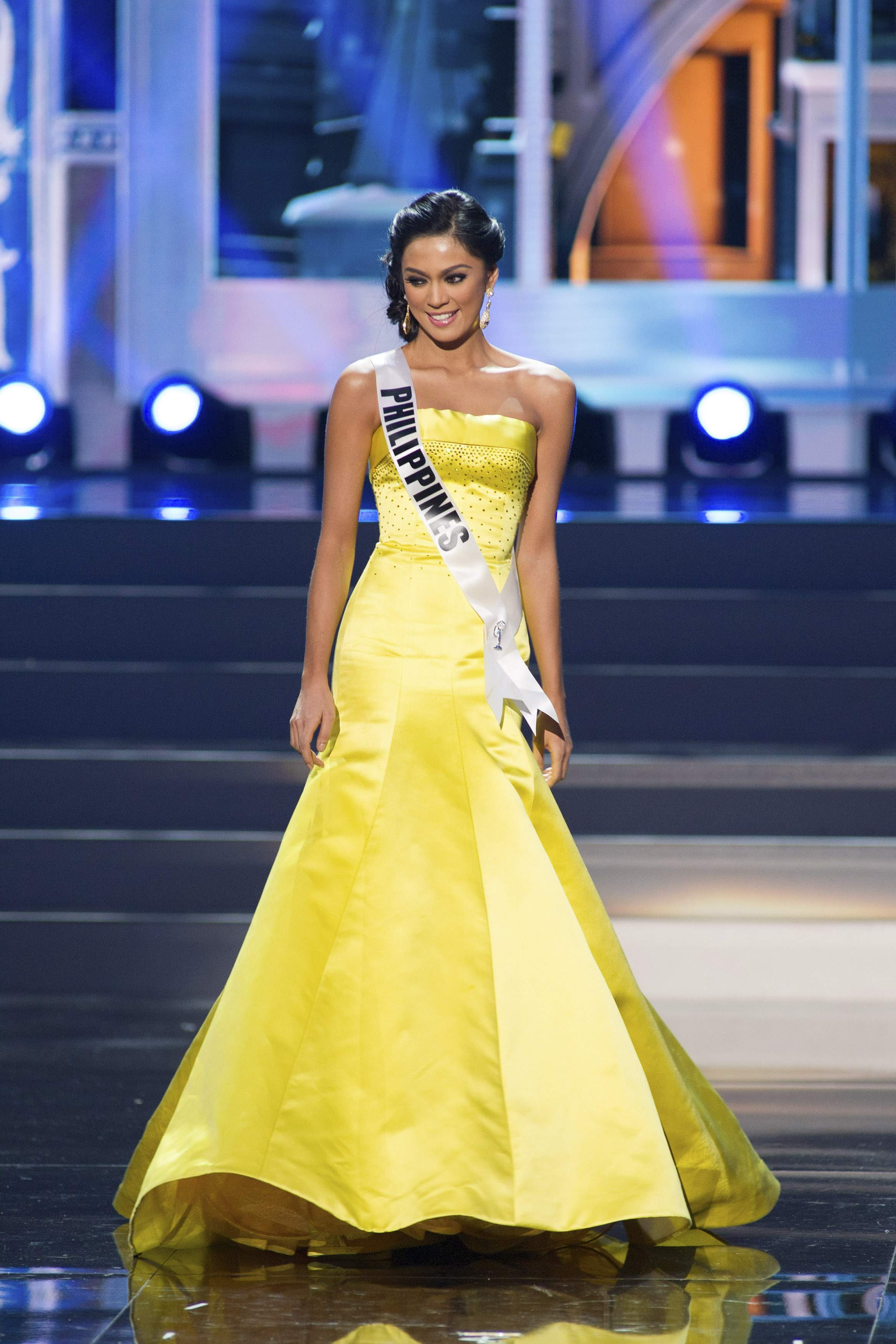Miss Universe 2018 2019 >> 8 of the Philippines' Worst Long Gowns in Miss Universe History – 8List.ph