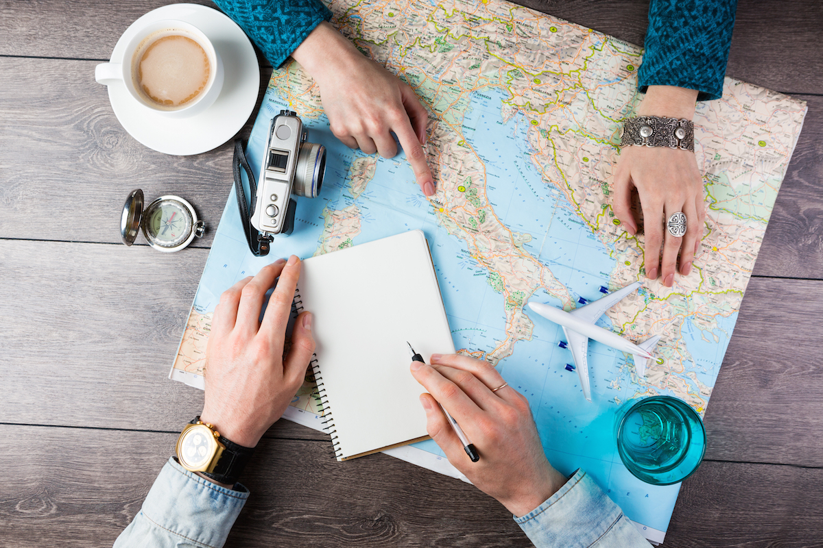 Hướng dẫn lập kế hoạch du lịch