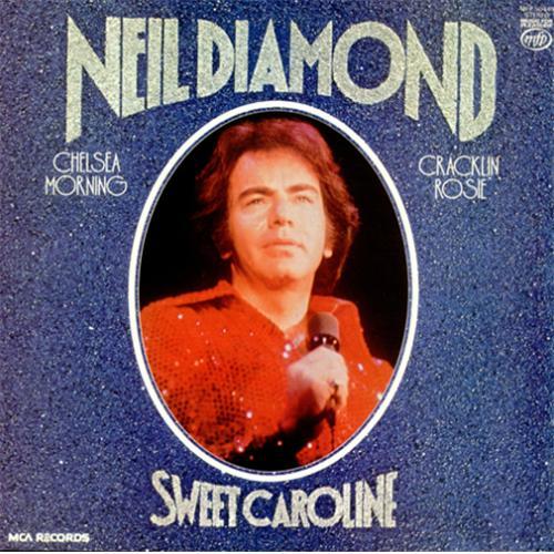 luke bryan tributes neil diamond with sweet caroline cover