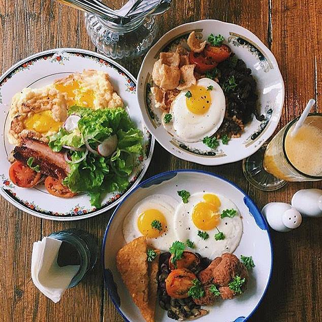 3 Metro's Best All-Day-Breakfast Places