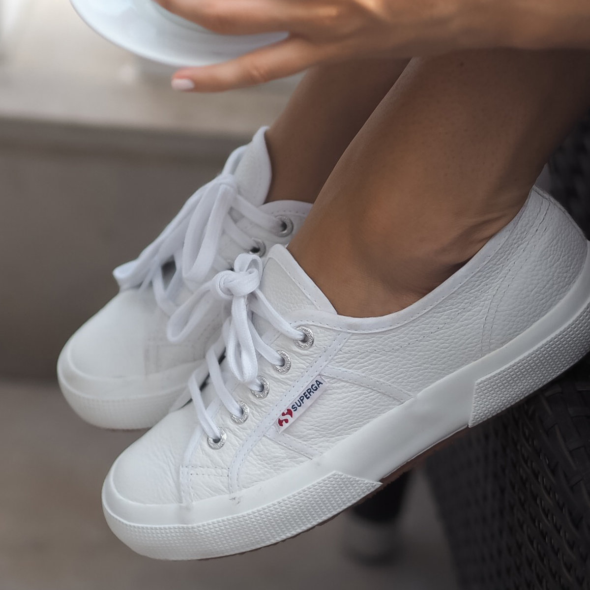 8 All White Sneakers for Women - 8List.ph