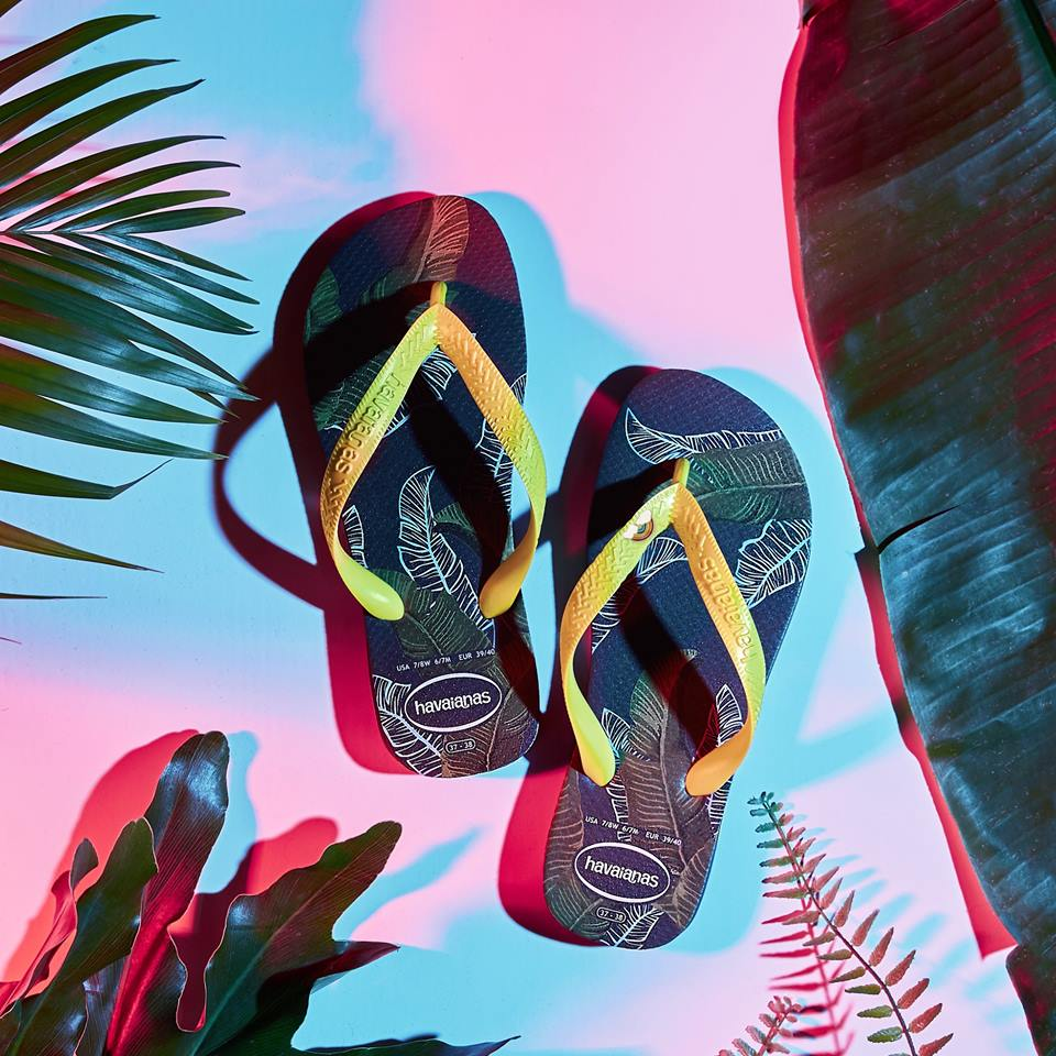 1f8787b26 Make Your Own Havaianas 2018 is Taking You to the Tropics – 8List.ph