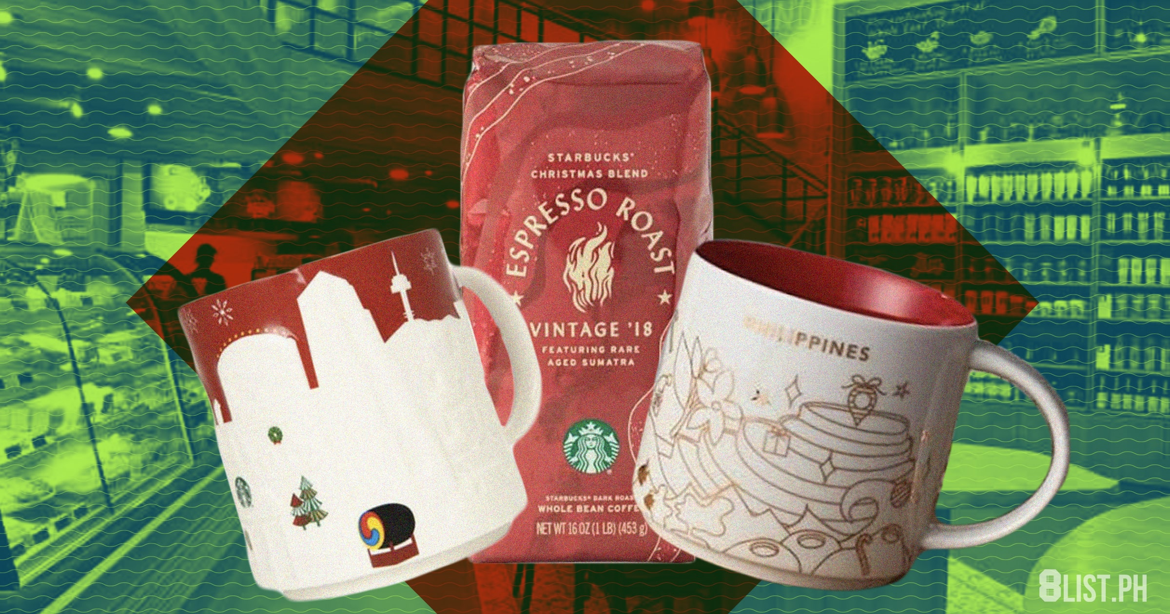All The Starbucks Offerings This Holiday Season 8list Ph