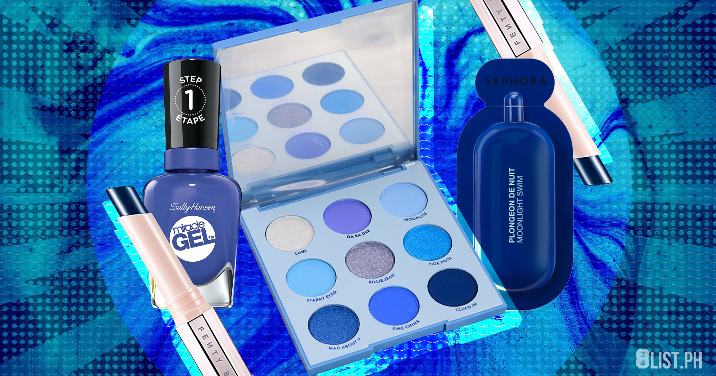 8 beauty must haves in the shade of classic blue a k a - Color of the year 2020 ...