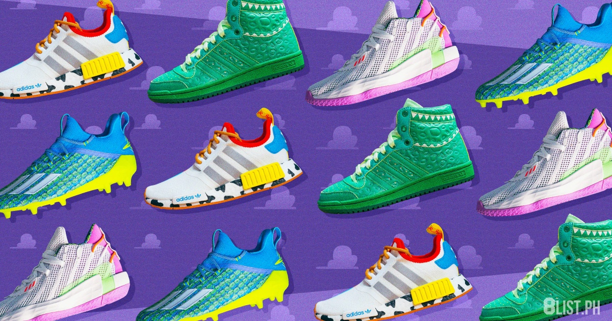 Toy Story Friendship Sneaker Collab