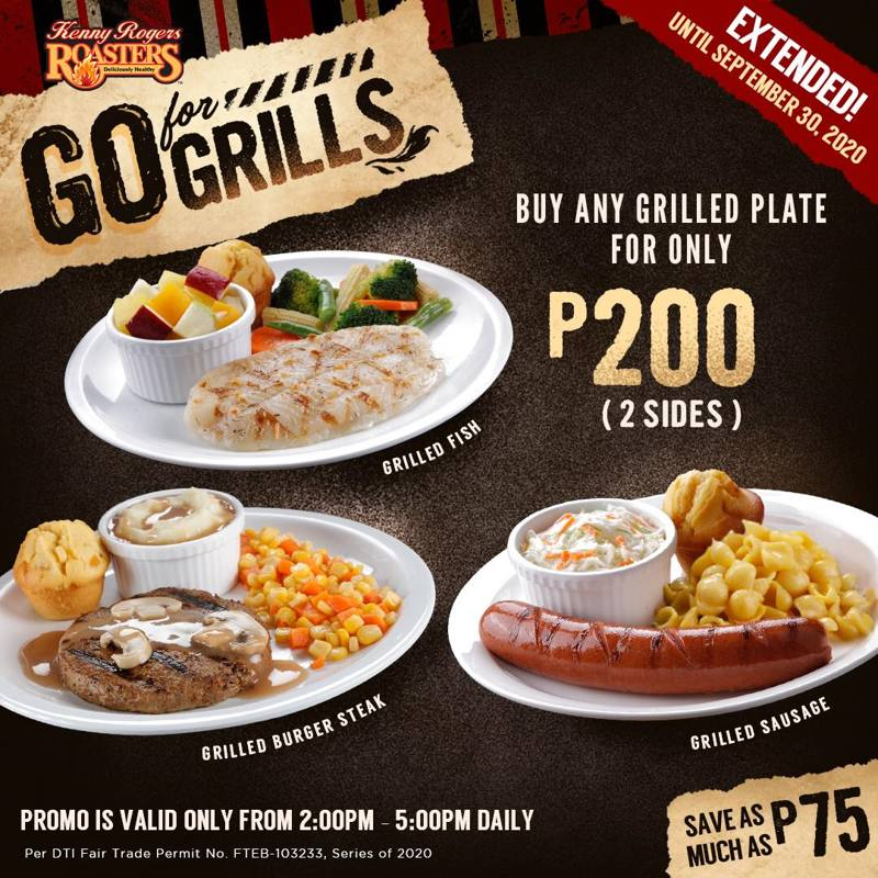 Make Celebrations At Home Even Better With Kenny Rogers Newest Food Promo