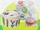 korean minimalist cakes