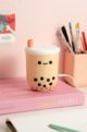 Milk Tea-Themed Home Items Air Purifier