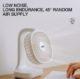 Portable Fans - Low noise fan