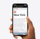 Apple iOS 15 Safari redesign