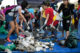 Clean-up and Brand Audit in Manila Bay