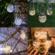Mood Light - Solar Power Mason Jar